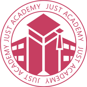 JUST ACADEMY LOGO